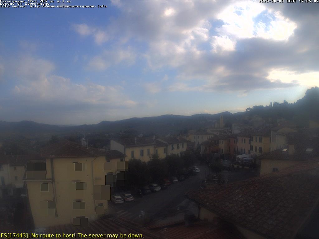 Carmignano Live Panorama